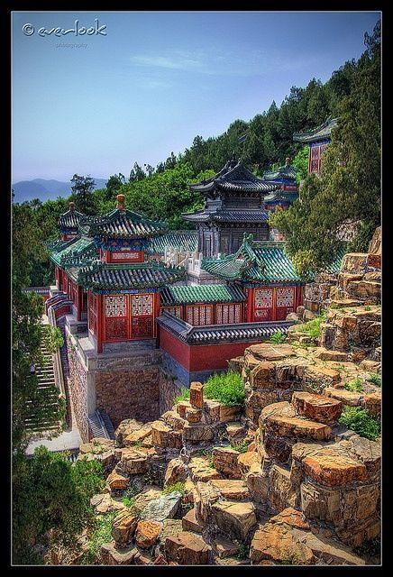 Bronce Temple, Bijiing-China