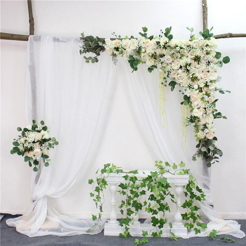 2019 120cm European Style DIY Wedding Stage Decor