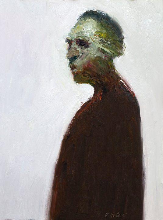 Dan McCaw 1942   American expressionist painter