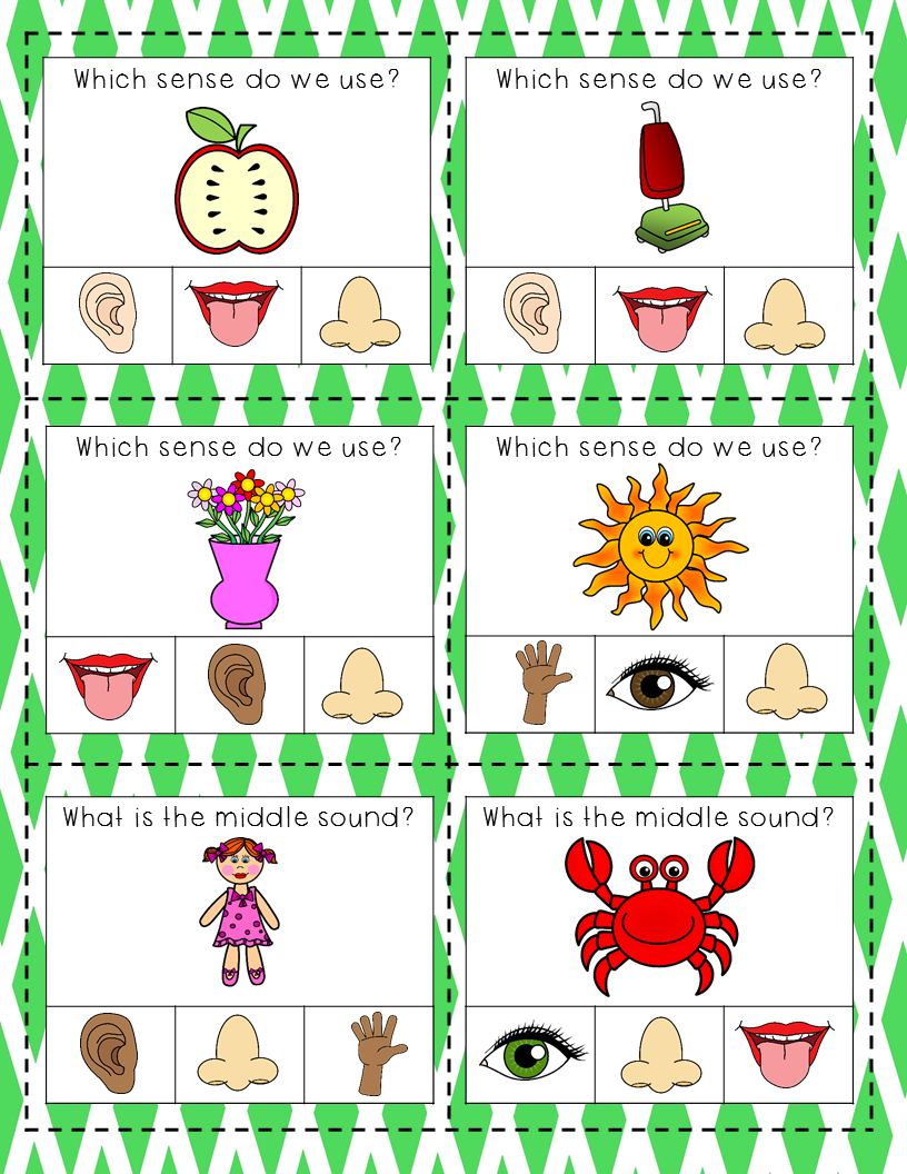 5 Senses Printables And Flip It Books Preschool Activity Books Senses Preschool Preschool Learning Activities [ 1056 x 816 Pixel ]