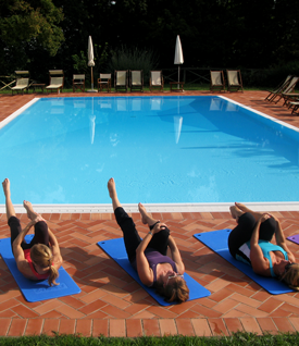 In our venue in Tuscany - the perfect place to inspire your body and mind with pilates courses #pilatescourses In our venue in Tuscany - the perfect place to inspire your body and mind with pilates courses #pilatescourses