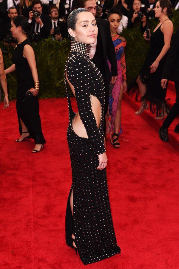 Why It S Okay The Best Met Gala Looks Were Safe Met Gala Looks Met Gala Miley Cyrus Style