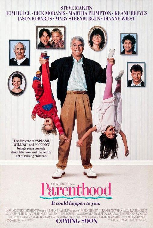Parenthood Movie Poster 1989 Filmes Online Gratis Capas De Filmes