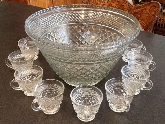 12++ What to do with an antique punch bowl ideas