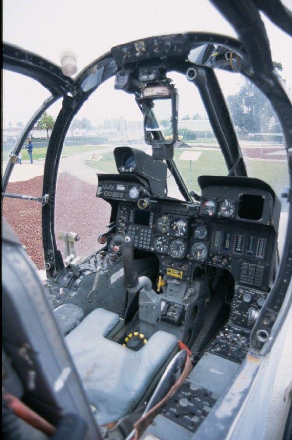 Big Buckin Bronco Built Up Kittyhawks 32nd Ov 10 Review Pt I Ov 10 Bronco Cockpit