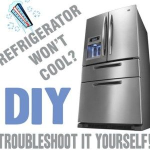 Refrigerator Is Not Cooling What To Check And How To Fix With