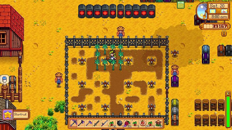 Starfruit Ruined Stardew Valley Way To Make Money Stardew Valley Things To Sell