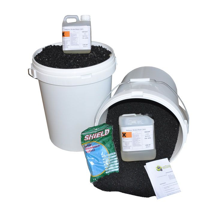 Complete Wetpour Playground Surfacing Repair Kits