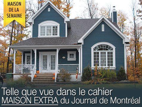 Maison de la Semaine W2759, house of the week, dessindrummond - idee de plan de maison