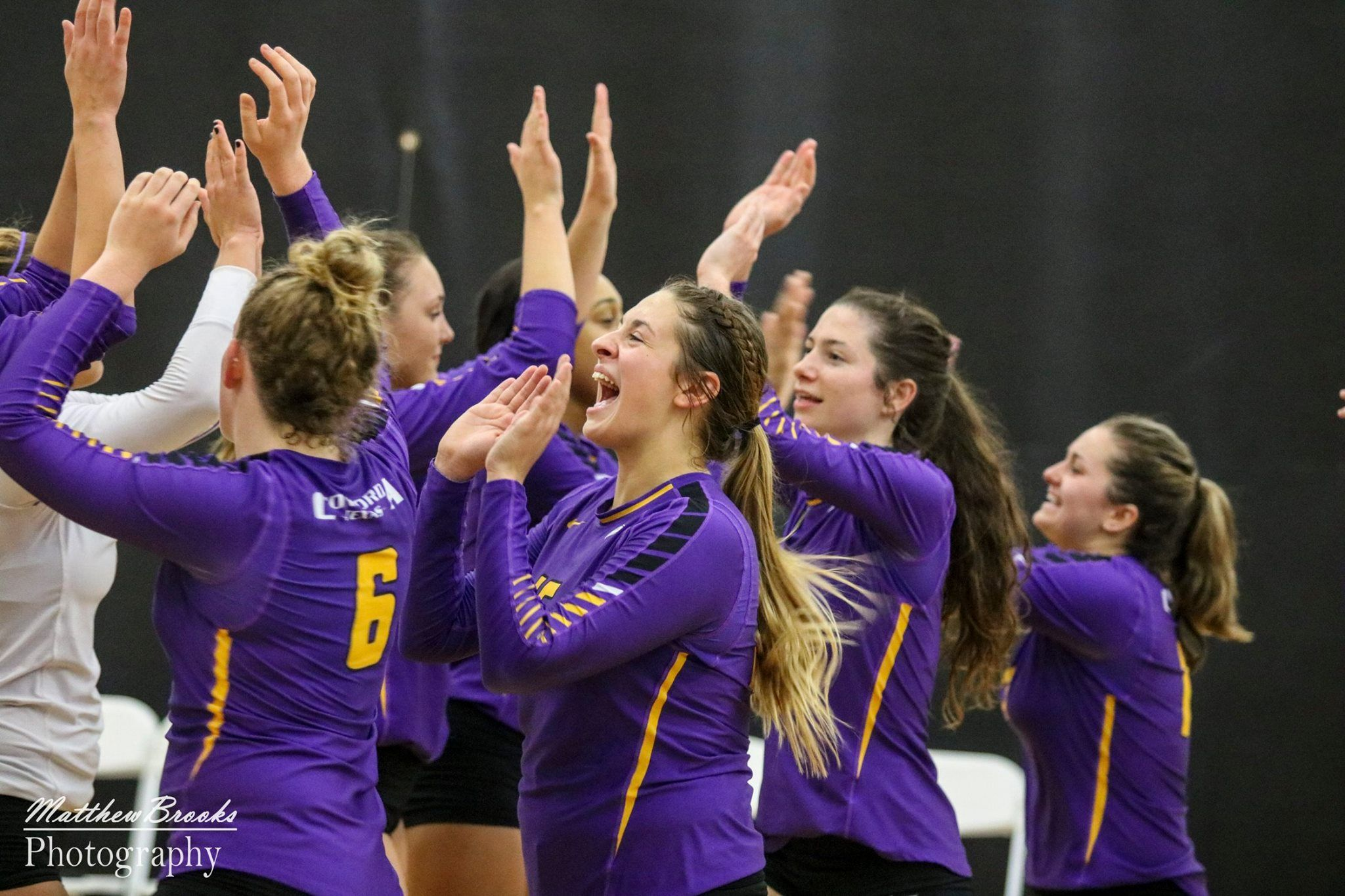 Ctx Women S Volleyball Women Volleyball Volleyball Concordia