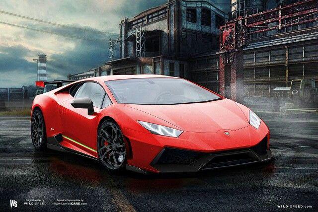 Lamborghini HuracánLP 610-4
