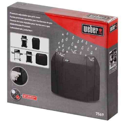 Amazon Com Weber 7569 Premium Cover For Spirit 200 300 Series Weber Http Www Amazon Com Dp B0044yna0u Ref Cm Sw R Pi Dp U9r6tb08f9n1g 48 50 Gạch