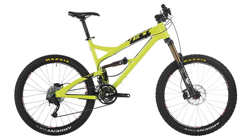 Yeti Mountain Bikes On Sale For Many Years Yeti Has Been On The Forefront Of Product Development And One Of The Yeti Bikes All Mountain Bike Mountain Biking