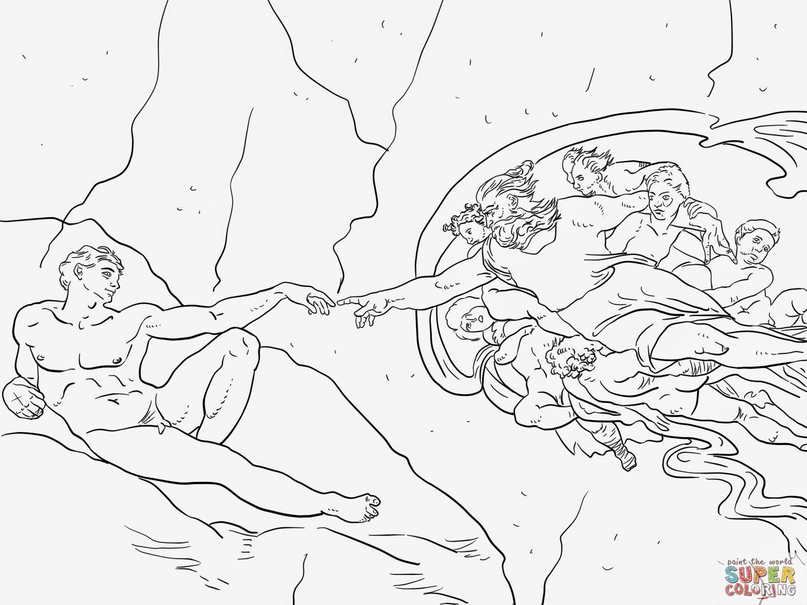 Michelangelo Buonarroti 6 De Marzo De 1475 Roma 18 De Febrero De 1564 Conocido En Espanol Como Miguel Pintura Y Escultura Pintor Dibujo Proyectos De Arte