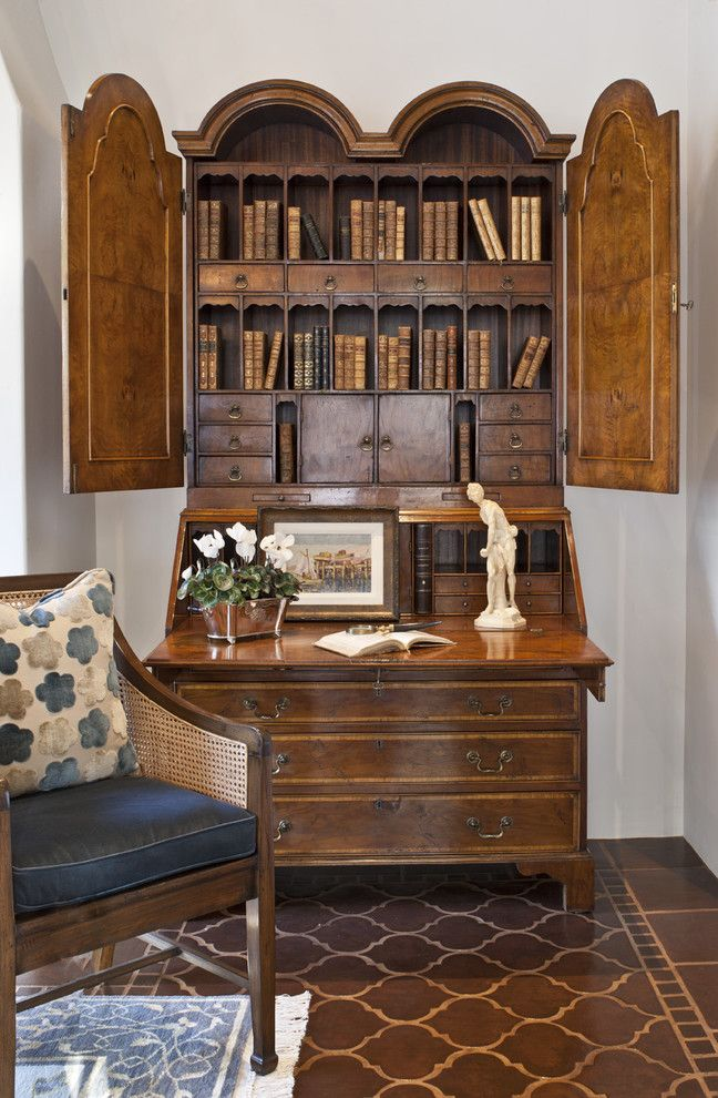 Room Stunning Secretary Desk With Hutch Decorating Ideas For Living