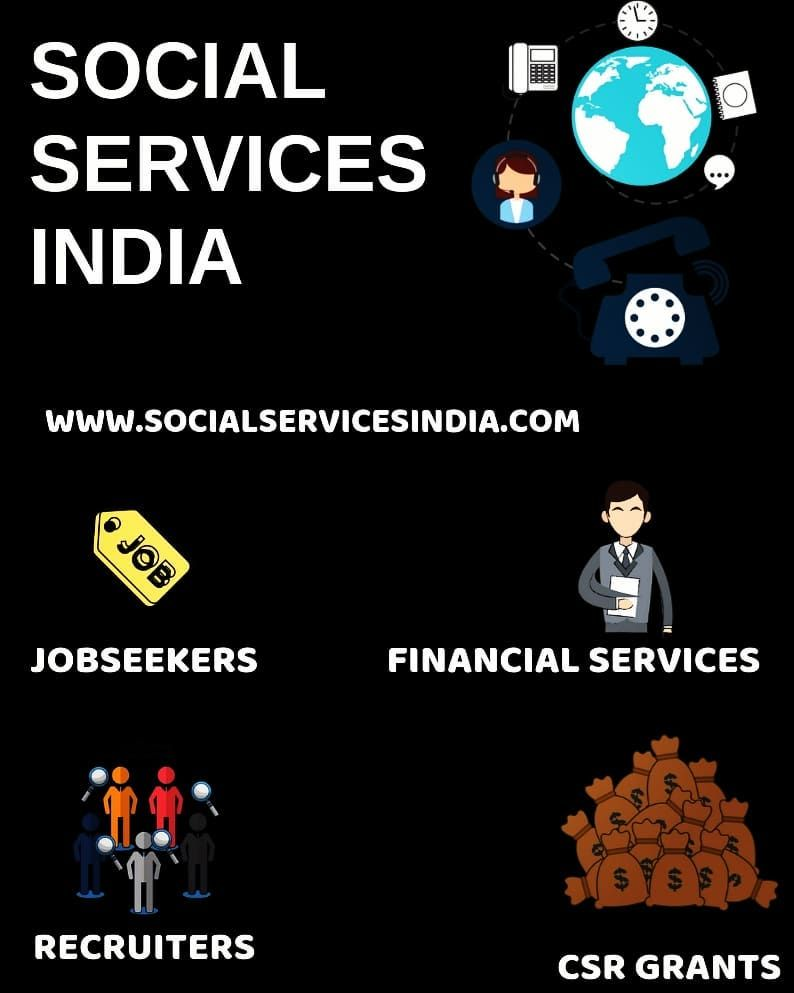 We Are Ssi Our Aim Is To Connect Nonprofit Voluntary Orgs Charitable And Education Institutions Across I Jobs For Freshers Social Services Job Search Tips