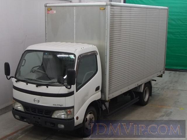 2003 HINO HINO DUTORO  XZU341M - http://jdmvip.com/jdmcars/2003_HINO_HINO_DUTORO__XZU341M-2ZtcDa81dJQFnF-17
