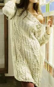 Resultado de imagen para sweater a palillos para mujer