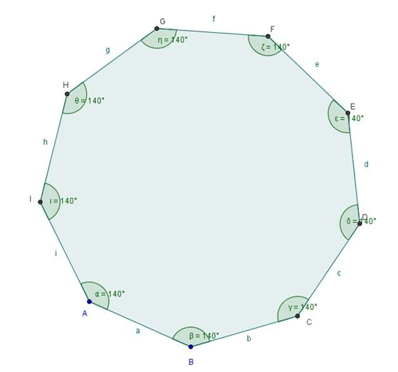 Polygons Names Area And Diagonals With Worksheets Regular Polygon Polygon Math Pictures