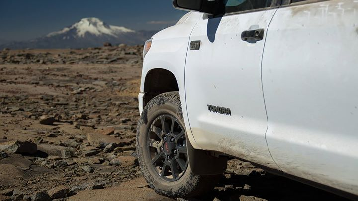 The perfect truck for all your adventures. #Tundra #TundraThursday