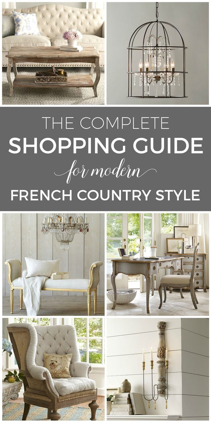 Photo of Introducing the Designthusiasm Shop | Modern French Country Decor