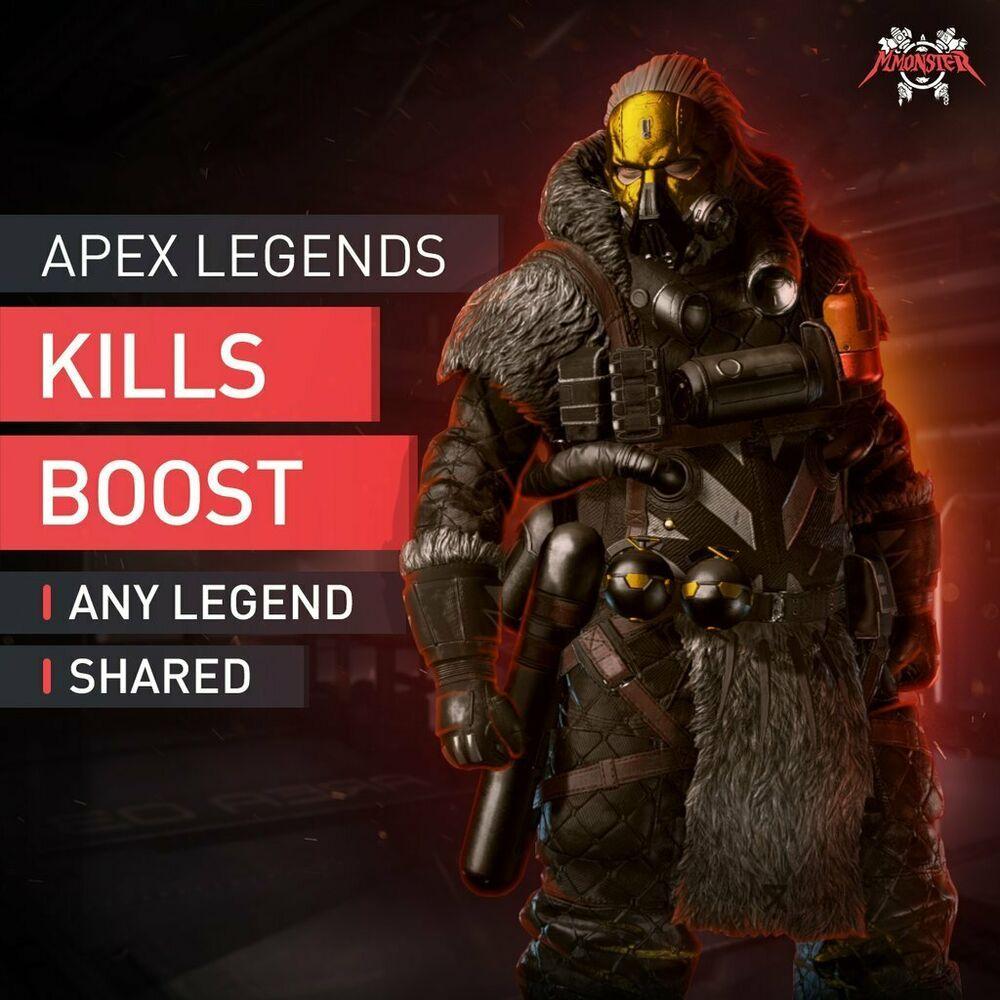 Boosting Service Apex Legends Boost Kill any Legend 10