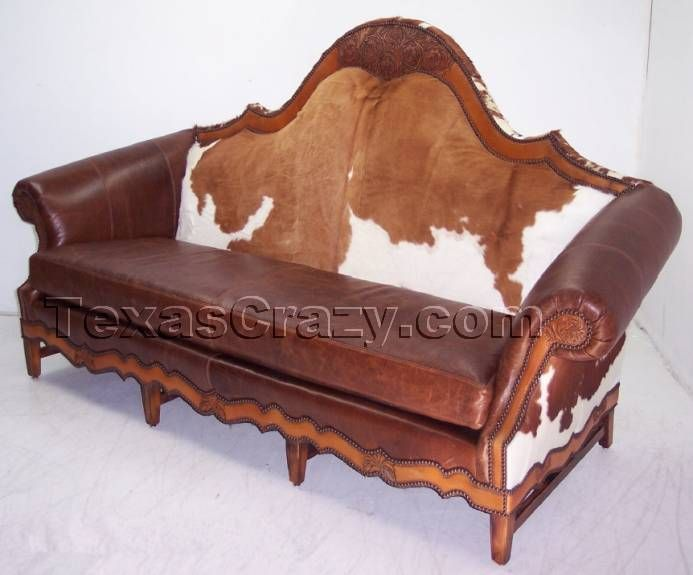 texas style leather sofa. Black Bedroom Furniture Sets. Home Design Ideas