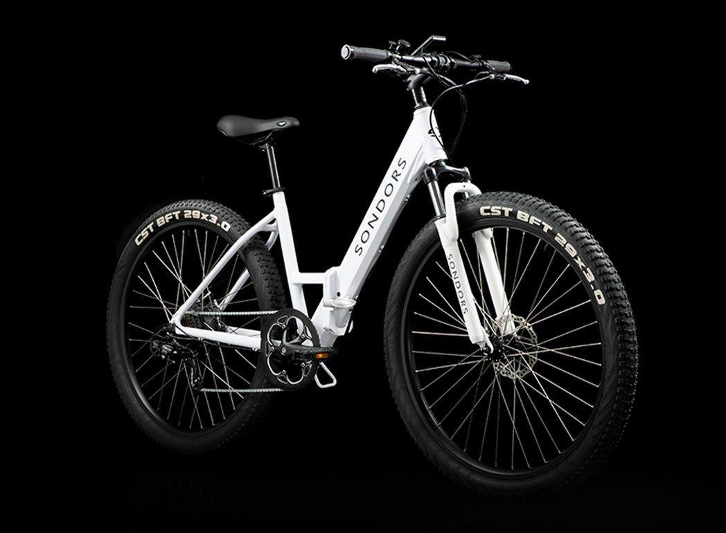 Sondors Step Sondors Electric Bikes Electric Bike Bike Easy Rider