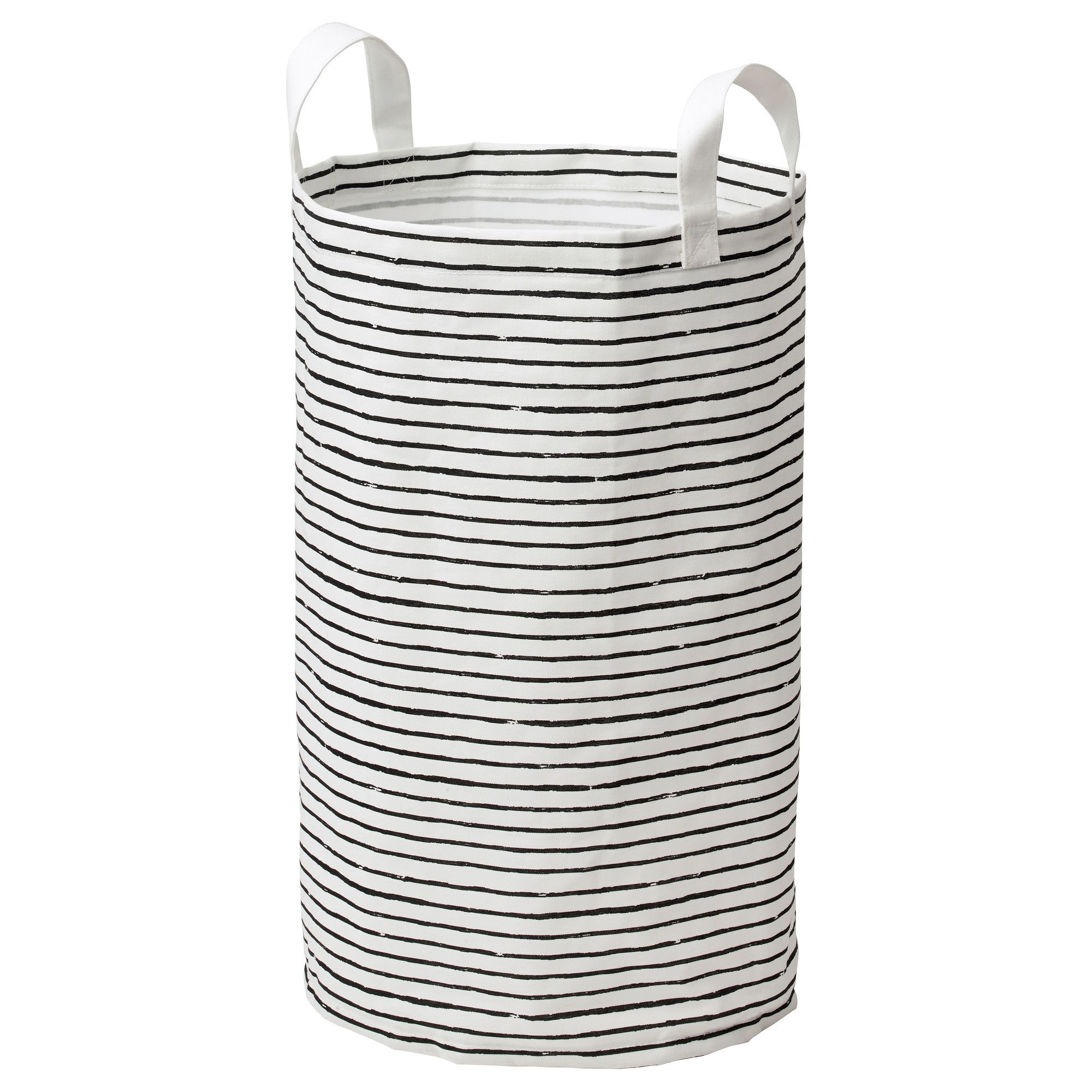 Klunka Laundry Bag White Black 16 Gallon Ikea Laundry Ikea