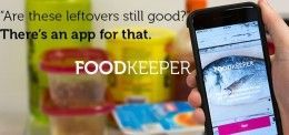 Nueva aplicación que ayuda a saber almacenar alimentos