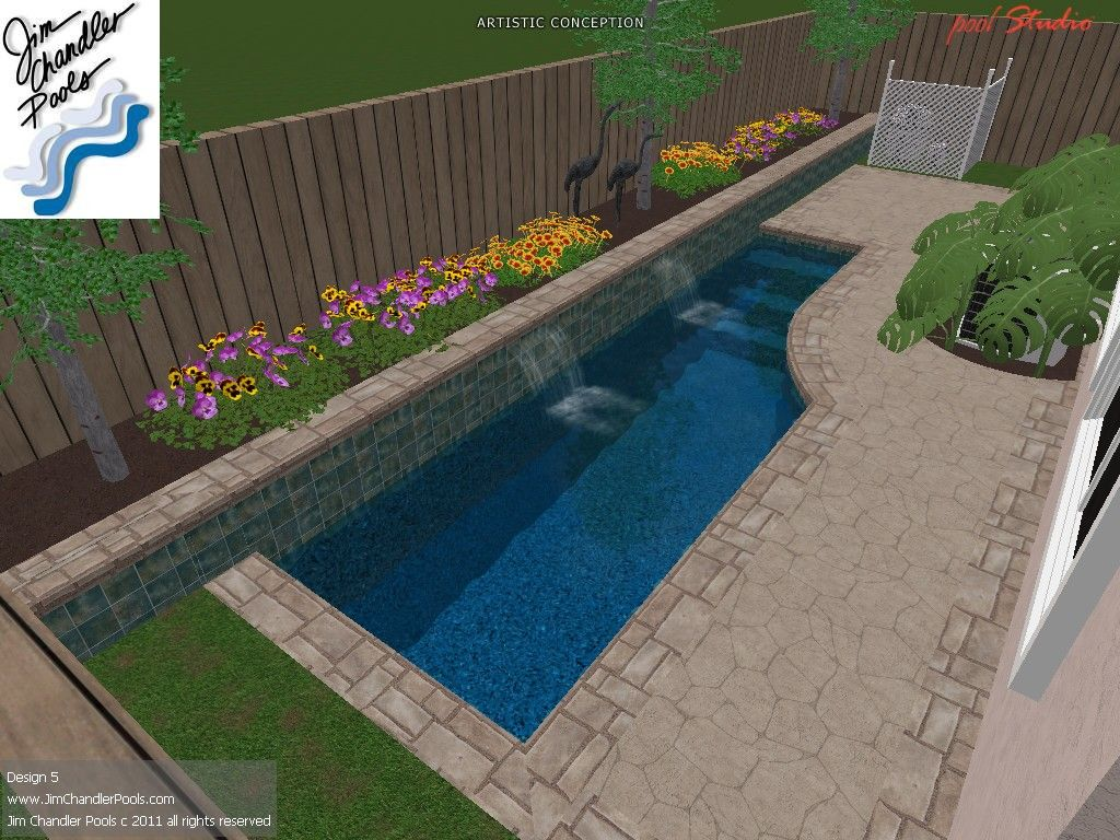 swimming pool design big ideas for small yards jim