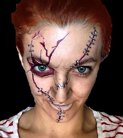 about courtney ray owner of courtney cosmetics professional makeup artist los angeles - Halloween Makeup Professional