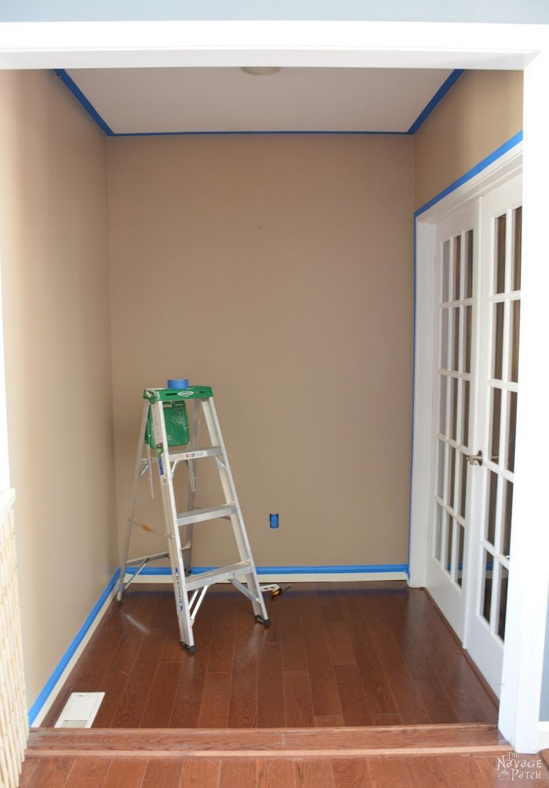 Painting 101 How To Paint A Room Tips On Interior Walls Step