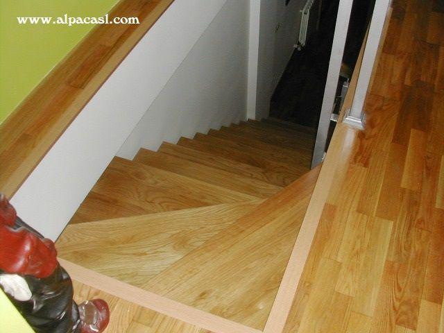 Desembarque de escalera con pasos compensados http www for Escalera 5 pasos afuera