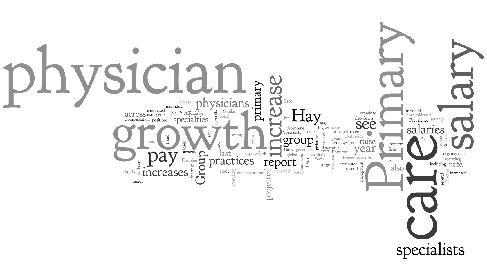 Primary care physician salary growth projected to outpace