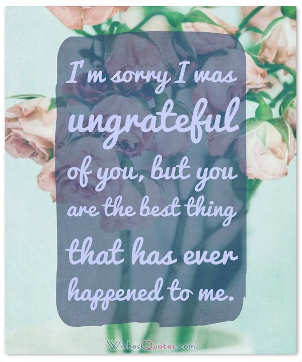 Iu0027m Sorry Messages for Wife Sample Apology Letter and Quotes - humble apology letter