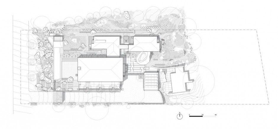 Montecito Residence by Barton Myers Associates