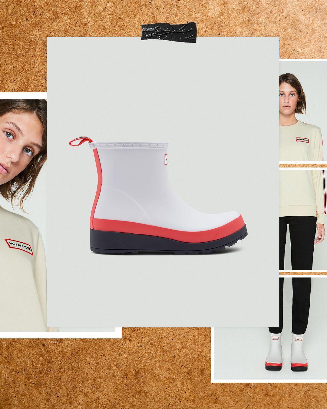 87beb87f90b Women's original play short rain boots in 2019 | The Campus ...