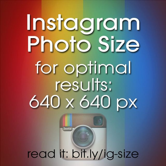 What's the Best Instagram Photo Size? NEW High Resolution! | Posts ...