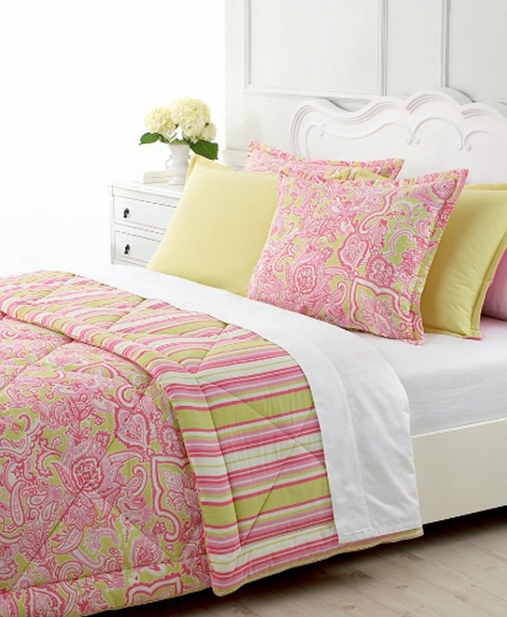 green dp queen home amazon kannapali piece kitchen set park yellow madison comforter com