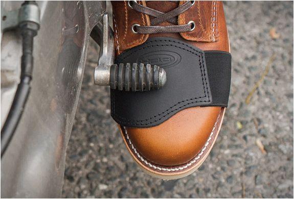 Shifter Shoe Protector   Boots, Bike