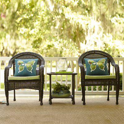 Garden Treasures Severson 3Piece Outdoor Conversation Set