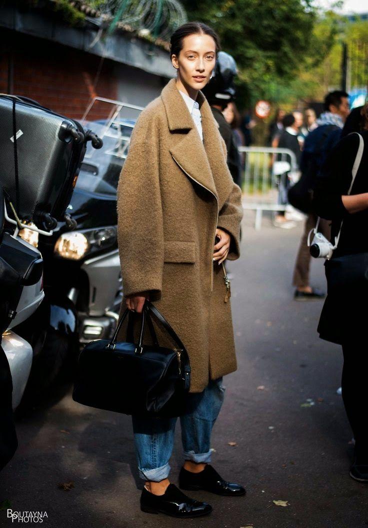 Chic parisien abrigos