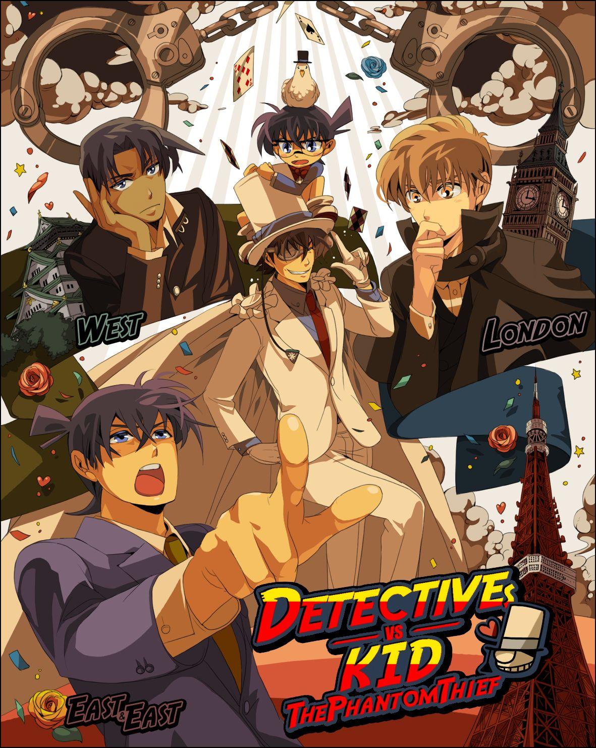 CrossOver/806221 Zerochan Detective conan, Anime