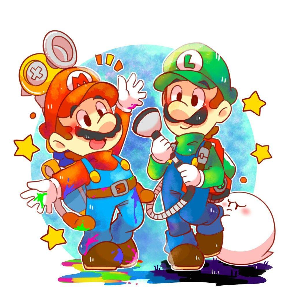 Pin De Red Three En Mario Personajes De Videojuegos Arte De Videojuegos Arte Super Mario