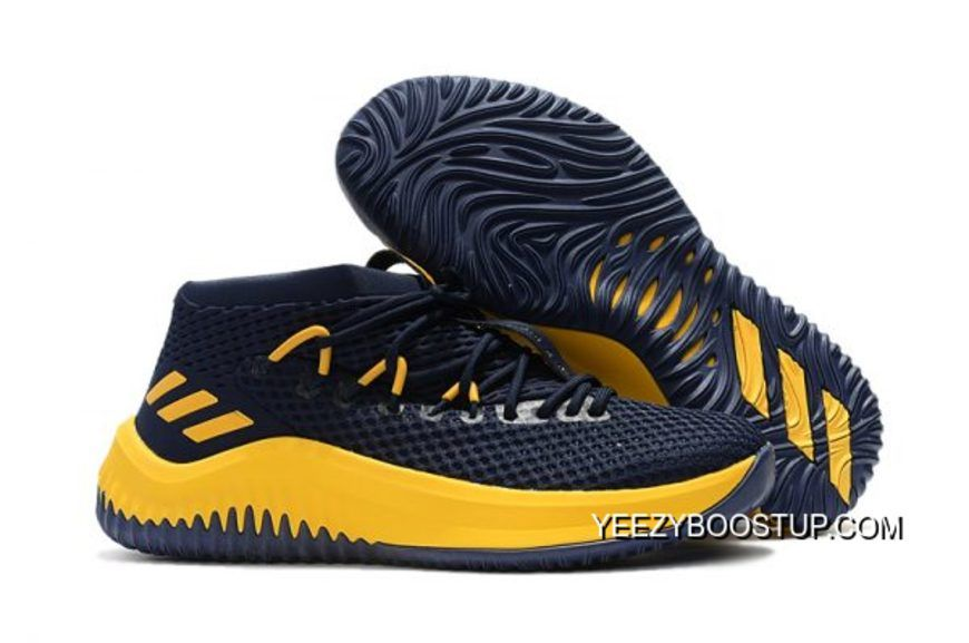51b3392172ef1d http   www.yeezyboostup.com new-adidas-dame-4-black-yellow-shoes-top ...