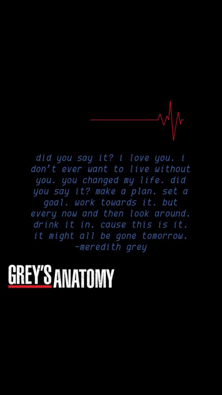 Grey's Anatomy Quotes Wallpaper : grey's, anatomy, quotes, wallpaper, Grey's, Anatomy, Quotes, Quote,, Quotes,