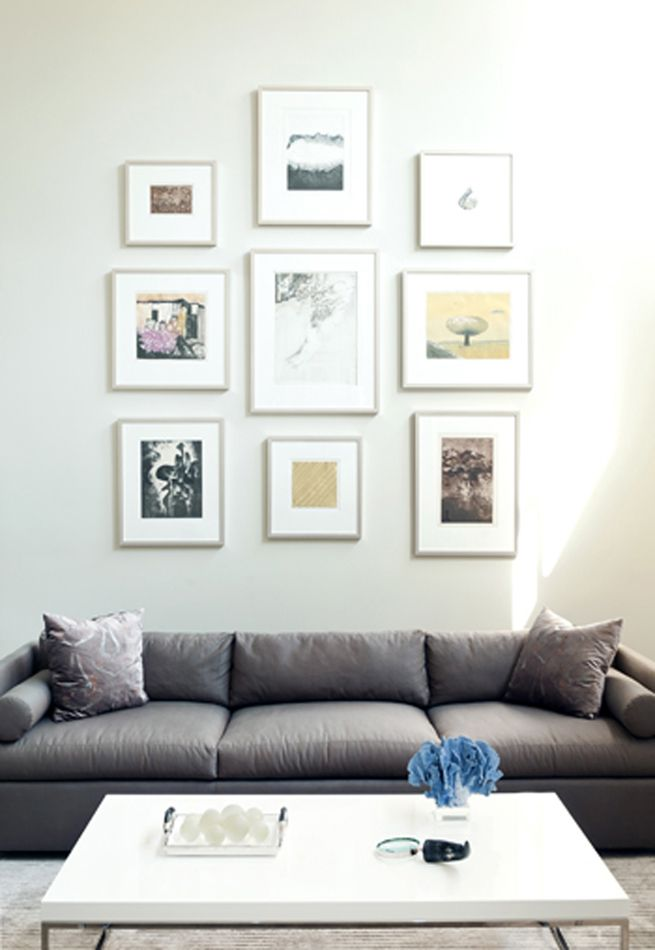 Design Your Own Room: Create Your Own Art Gallery // Mackay & Associates