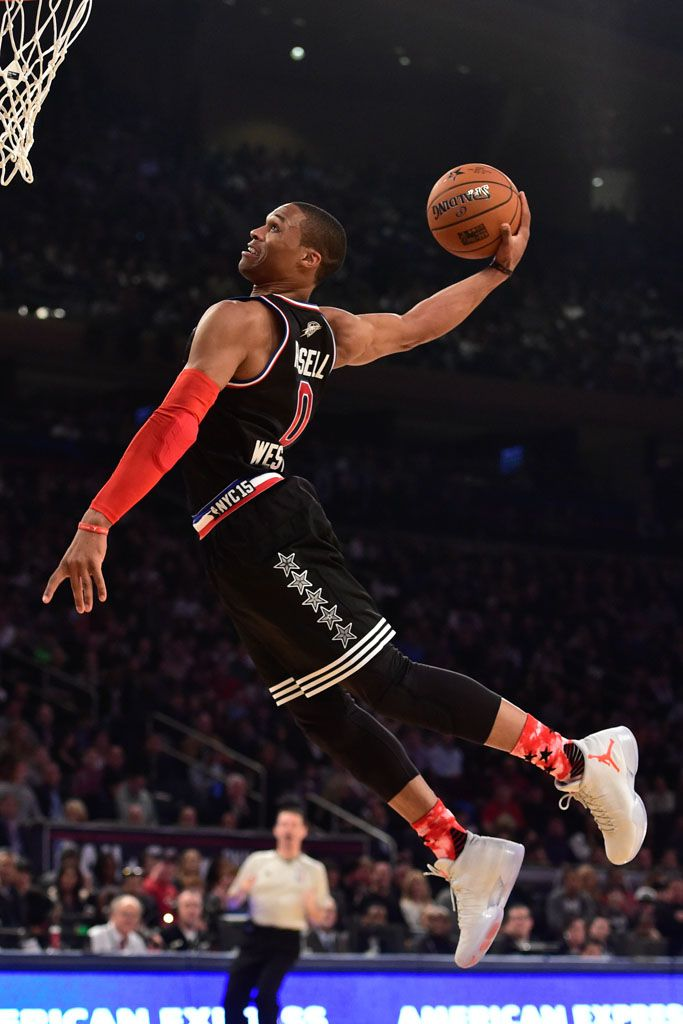 4f166812008b Russell Westbrook wearing Air Jordan XX9 29 All-Star