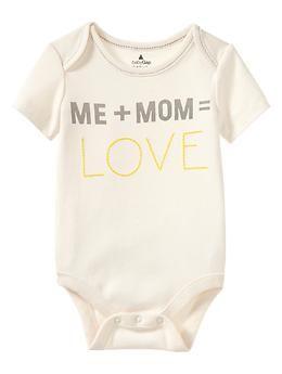 Mom & Baby Love bodysuit   Gap